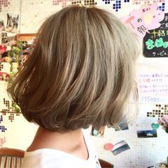 ハイトーン 渋谷系 外国人風 ガーリー ヘアスタイルや髪型の写真・画像