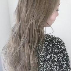 透明感 愛され ハイライト 外国人風カラー ヘアスタイルや髪型の写真・画像