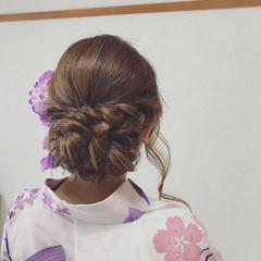 涼しげ 女子会 ナチュラル デート ヘアスタイルや髪型の写真・画像