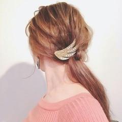 スモーキーアッシュ グレージュ ロング 透明感 ヘアスタイルや髪型の写真・画像
