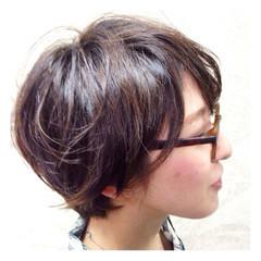 大人女子 ナチュラル ウェットヘア こなれ感 ヘアスタイルや髪型の写真・画像
