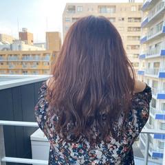 髪質改善トリートメント ナチュラル 髪質改善カラー バイオレットカラー ヘアスタイルや髪型の写真・画像