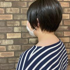 スロウ ショート 大人ショート ショートヘア ヘアスタイルや髪型の写真・画像