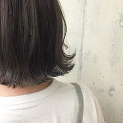 暗髪 グラデーションカラー 渋谷系 外国人風 ヘアスタイルや髪型の写真・画像