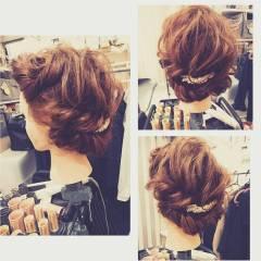愛され 大人かわいい ヘアアレンジ モテ髪 ヘアスタイルや髪型の写真・画像