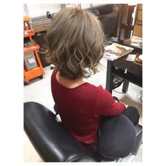 レイヤーカット ナチュラル ヘアアレンジ フェミニン ヘアスタイルや髪型の写真・画像