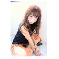 ガーリー 大人女子 色気 おフェロ ヘアスタイルや髪型の写真・画像