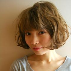 ボブ ストリート 外国人風 ヘアスタイルや髪型の写真・画像