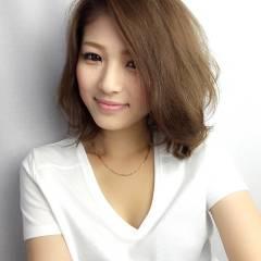 コンサバ 渋谷系 大人かわいい 外国人風 ヘアスタイルや髪型の写真・画像