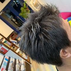 ストリート メンズヘア ショート メンズ ヘアスタイルや髪型の写真・画像