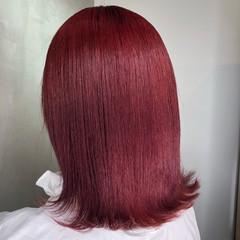 ガーリー ボブ ウルフカット ミニボブ ヘアスタイルや髪型の写真・画像
