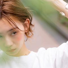 インナーカラー ショートヘア ショートボブ ショートレイヤー ヘアスタイルや髪型の写真・画像