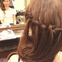 春 愛され コンサバ モテ髪 ヘアスタイルや髪型の写真・画像