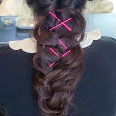 女子会 フェミニン ショート 大人かわいい ヘアスタイルや髪型の写真・画像