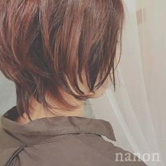 デート インナーカラー 大人かわいい ボブ ヘアスタイルや髪型の写真・画像