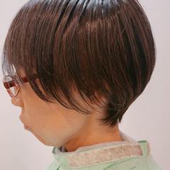 ウルフカット ショート ベリーショート ショートヘア ヘアスタイルや髪型の写真・画像
