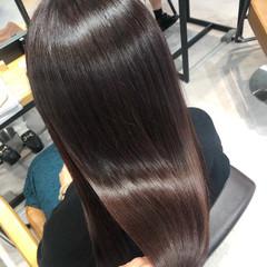 サイエンスアクア ナチュラル oggiotto ロング ヘアスタイルや髪型の写真・画像