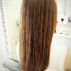 ナチュラル セミロング 艶髪 サラサラ ヘアスタイルや髪型の写真・画像