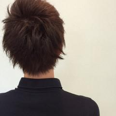 メンズ モテ髪 アッシュ ストリート ヘアスタイルや髪型の写真・画像