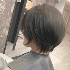 ストリート 小顔ショート ショートヘア ベリーショート ヘアスタイルや髪型の写真・画像