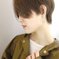 お手入れ簡単!! アウトドア 簡単スタイリング ナチュラル ヘアスタイルや髪型の写真・画像