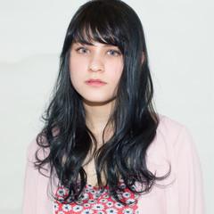 外国人風 デート 抜け感 セミロング ヘアスタイルや髪型の写真・画像