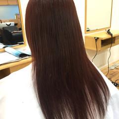 ストリート ロング 艶髪 抜け感 ヘアスタイルや髪型の写真・画像