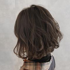 ボブ ショートヘア こなれ感 フェミニン ヘアスタイルや髪型の写真・画像