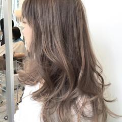 外国人風 色気 セクシー ハイライト ヘアスタイルや髪型の写真・画像