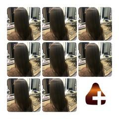 名古屋市守山区 トリートメント 髪質改善 ロング ヘアスタイルや髪型の写真・画像