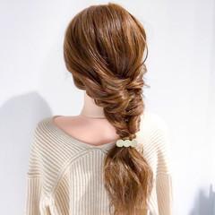 大人女子 ヘアアレンジ 簡単ヘアアレンジ 外国人風 ヘアスタイルや髪型の写真・画像