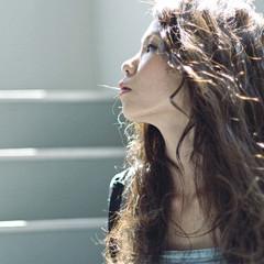 ストリート ゆるふわ パーマ ウェーブ ヘアスタイルや髪型の写真・画像