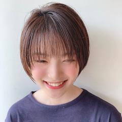 大人ショート ショート 大人かわいい ショートヘア ヘアスタイルや髪型の写真・画像