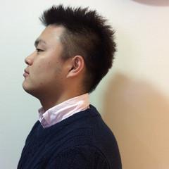 メンズ ショート ボーイッシュ モテ髪 ヘアスタイルや髪型の写真・画像