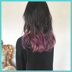 かわいい モード モテ髪 ウェーブ ヘアスタイルや髪型の写真・画像