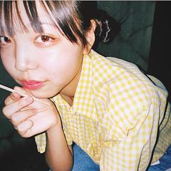 ヴィーナスコレクション ガーリー お団子ヘア 簡単ヘアアレンジ ヘアスタイルや髪型の写真・画像