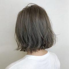 ミニボブ ショートボブ ショートヘア ガーリー ヘアスタイルや髪型の写真・画像