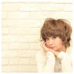 外国人風 ガーリー モテ髪 愛され ヘアスタイルや髪型の写真・画像