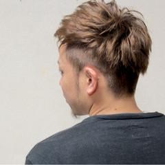 刈り上げ ショート ボーイッシュ ストリート ヘアスタイルや髪型の写真・画像