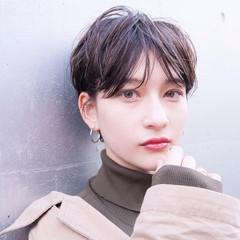 ベリーショート ショート 外国人風カラー ショートヘア ヘアスタイルや髪型の写真・画像