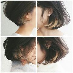 ストリート 抜け感 外国人風 グラデーションカラー ヘアスタイルや髪型の写真・画像