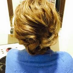 フェミニン 大人かわいい ゆるふわ ロング ヘアスタイルや髪型の写真・画像
