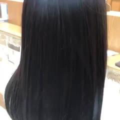 ロング 艶髪 髪質改善トリートメント 大人ミディアム ヘアスタイルや髪型の写真・画像