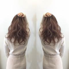 ナチュラル 外国人風 ハイライト 大人かわいい ヘアスタイルや髪型の写真・画像