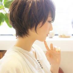 透明感 抜け感 黒髪 コンサバ ヘアスタイルや髪型の写真・画像