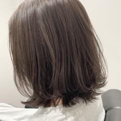 くびれボブ デート モテ髪 切りっぱなしボブ ヘアスタイルや髪型の写真・画像