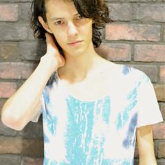ショート 黒髪 くせ毛風 パーマ ヘアスタイルや髪型の写真・画像