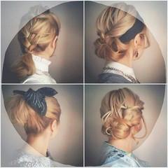 アッシュ グラデーションカラー 外国人風 ヘアアレンジ ヘアスタイルや髪型の写真・画像