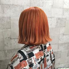 ブリーチ ストリート ボブ 外国人風カラー ヘアスタイルや髪型の写真・画像