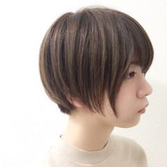 スポーツ アウトドア ショート 外国人風カラー ヘアスタイルや髪型の写真・画像